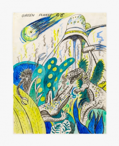 H.C. Westermann Green Planet, 1967