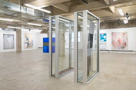 Installation view ofLife curated by The Journal Gallery, New York, Venus Over Manhattan, 2014