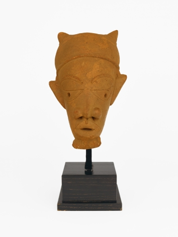 Nok Head, Terracotta Head Nok Culture Nigeria