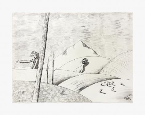 H.C. Westermann Untitled, 1970