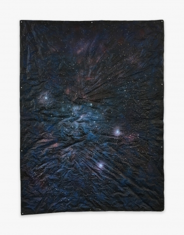 Matt Johnson Untitled (Cosmos Tarp #3), 2016