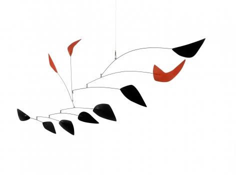 Alexander Calder Hanging Mobile, 1963
