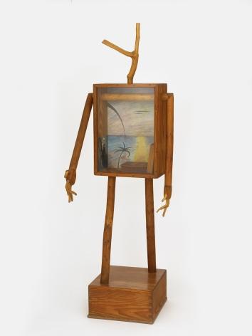 H.C. Westermann Female Figure, 1977