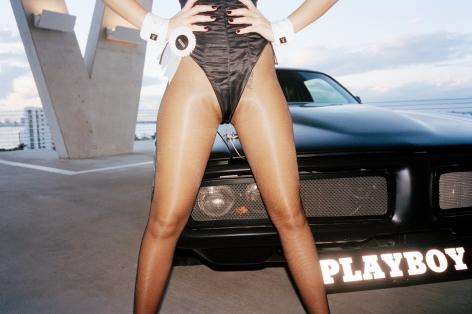 Piston Head Richard Phillips Playboy Charger