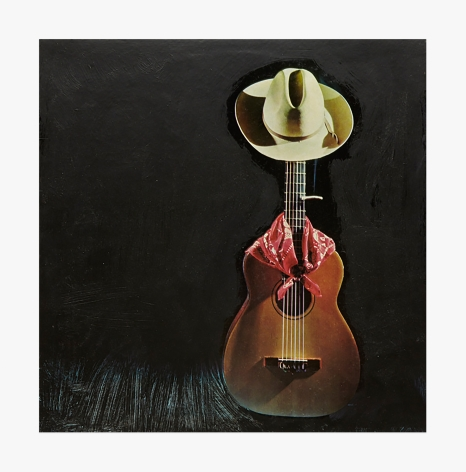 Christian Marclay Guitar Cowboy