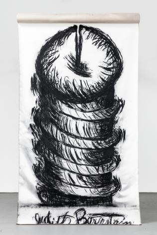 Judith Bernstein Vertical #2, 2014