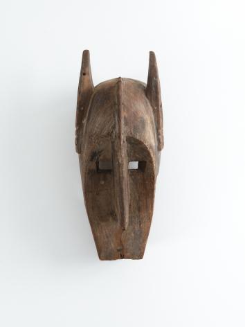 Bamana Hyena Mask, Mali