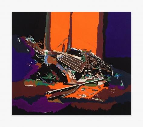 Francesca Gabbiani Destruction of a radical space (3), 2015