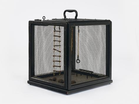 H.C. Westermann A Little Black Cage, 1965