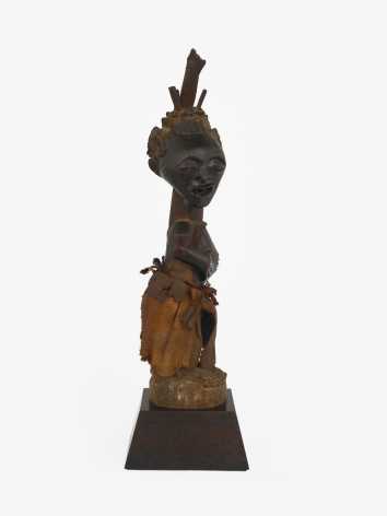 Songye Community Figure (Turned Head), Republic of Congo