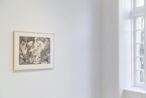 Installation view of Joanna Beall Westermann, Venus Over Manhattan, New York