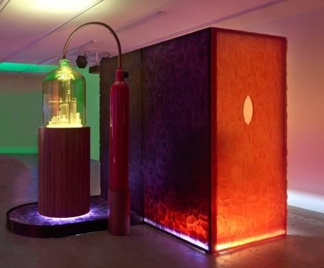 Mike Kelley Kandor 1, 2007