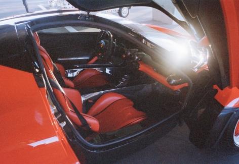 Piston Head La Ferrari