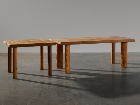 Charlotte Perriand Table à extension