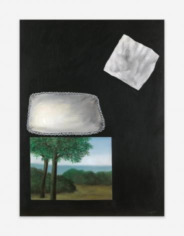René Magritte Les Fenêtres De L'Aube, 1928