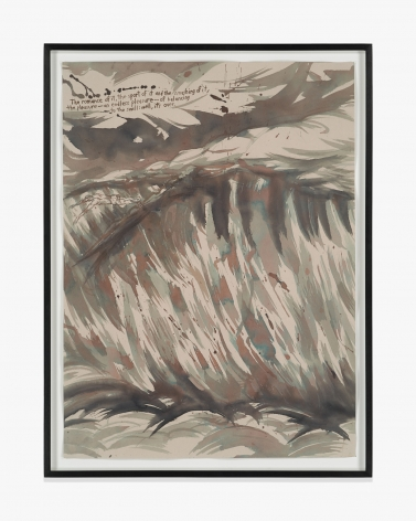 Raymond Pettibon No Title (The romance of…)