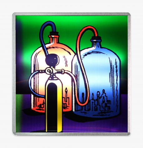 Mike Kelley Lenticular 13, 2007