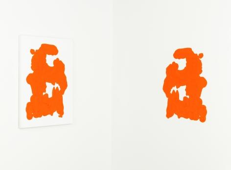 Dan Rees Cadmium Orange Med.