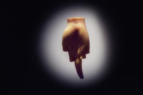Maurizio Cattelan Untitled