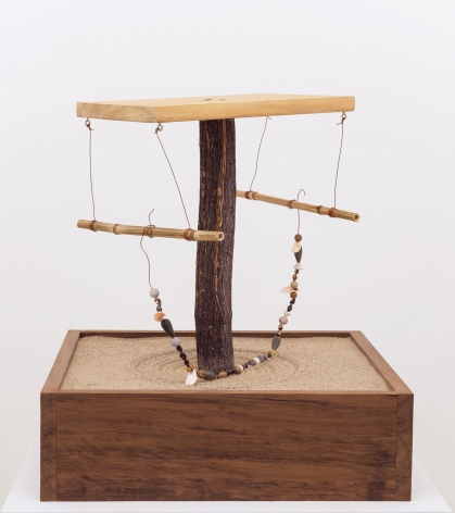 David Medalla Sand Machine, 1963/2015
