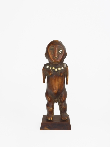 Ivory Initiation Figurine, Lega, Democratic Republic of Congo