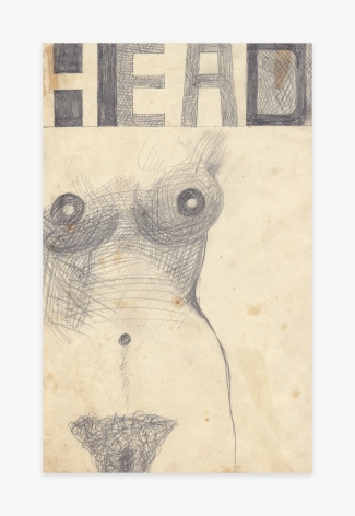 Betty Tompkins Head