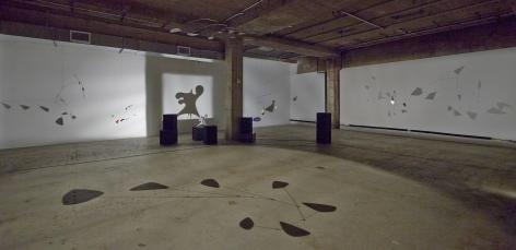 Calder Shadows Little Black Flower Ex-Octopus The New Ritou Untitled