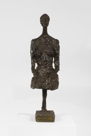 Alberto Giacometti Grande femme assise (Annette assise), 1958