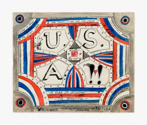 H.C. Westermann U.S.A., 1964