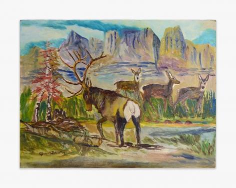 Gladys Johnston Untitled, 1980