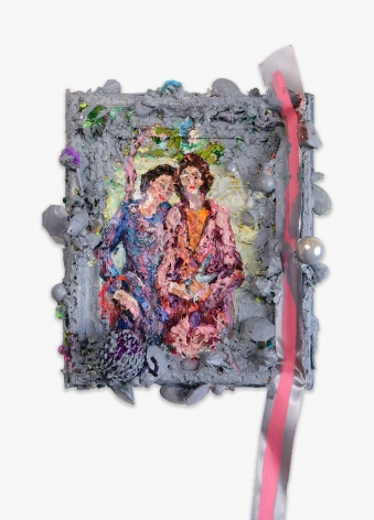 Annelie McKenzie just like me and tina (after Henrietta Mabel May), 2015