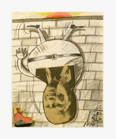 H.C. Westermann Untitled, 1976