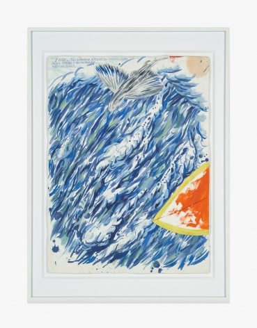 Raymond Pettibon No Title (I have little…)