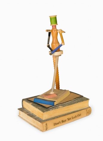 Richard Shaw Book Figure, 1980
