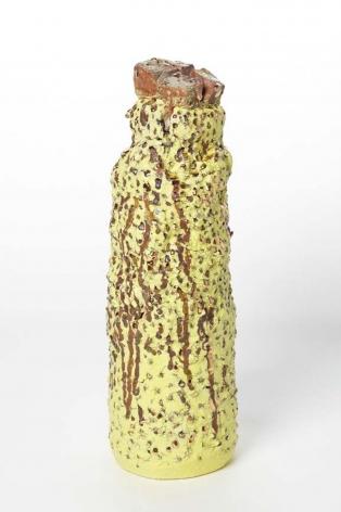 Takuro Kuwata Yellow-Slipped Ishihaze Pole
