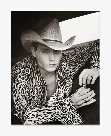 Sante D'Orazio Johnny Depp, Hollywood, CA