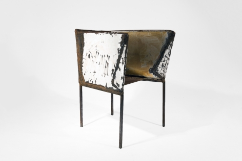 Franz West Untitled (Fauteuil), 1988