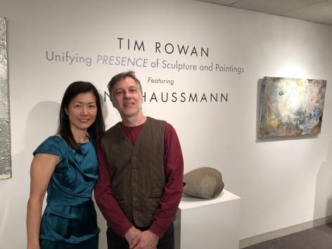 Tim Rowan and LaiSun Keane