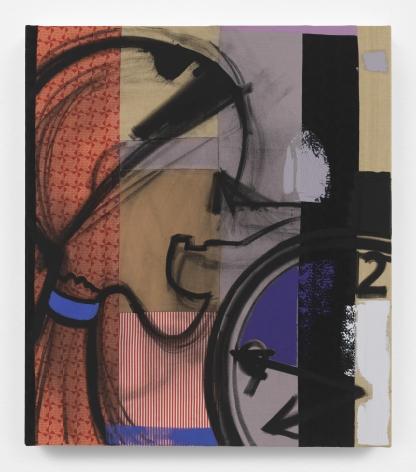Ellen Berkenblit, Untitled