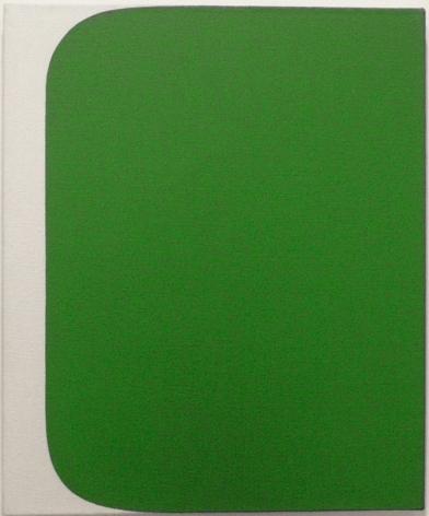 Ellsworth Kelly Green Form