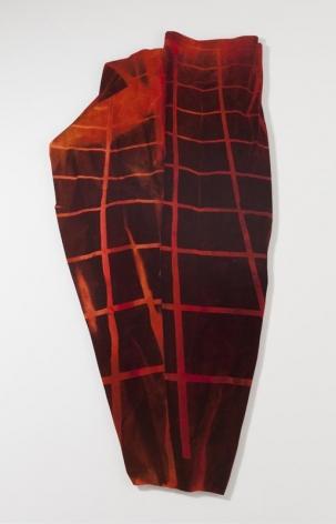 Mel Bochner Color Crumple (#1)
