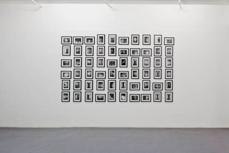 Gregor Schneider: Exchange Berlin-Paris– installation view 7