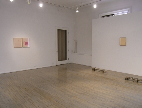 Helen Mirra: Break camp – installation view 3