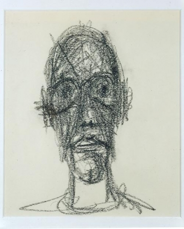 Alberto Giacometti Portrait de Diego