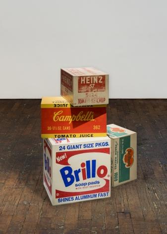 ANDY WARHOL(1928-1987), Brillo Soap Pads Box