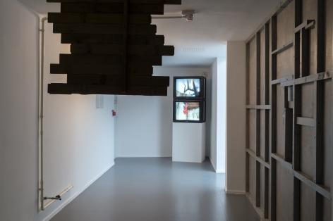 Silvia Bächli & EricHattan:Situer la différence, Centre culturel suisse,Paris