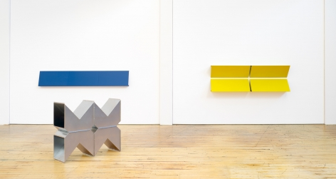 Charlotte Posenenske: A Retrospective ,  Dia: Beacon, New York.