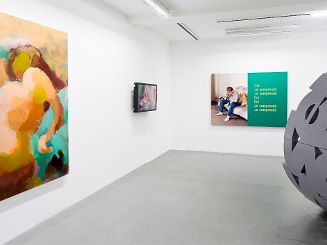 25th Anniversary, Peter Freeman, Inc., Paris– installation view 4