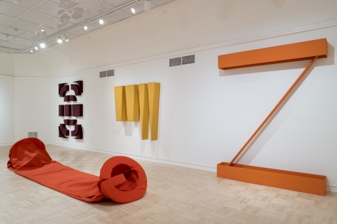 Franz Erhardt Walther:The Body Draws, The Henry, Seattle