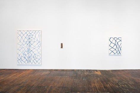 Silvia Bächli: further. evolves.– installation view 13